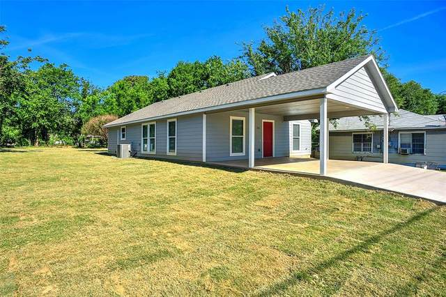 116 Houston Street, Pottsboro, TX 75076 (MLS #14575820) :: The Mitchell Group