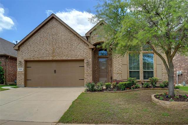 3304 Estacado Drive, Denton, TX 76210 (MLS #14576389) :: Team Hodnett