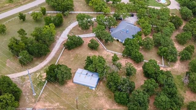 2607 Wills Way Drive, Granbury, TX 76049 (MLS #14576538) :: The Daniel Team