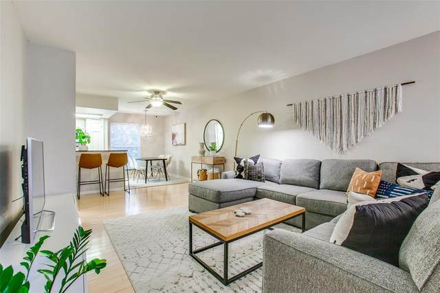 4520 Holland Avenue #209, Dallas, TX 75219 (MLS #14576563) :: All Cities USA Realty