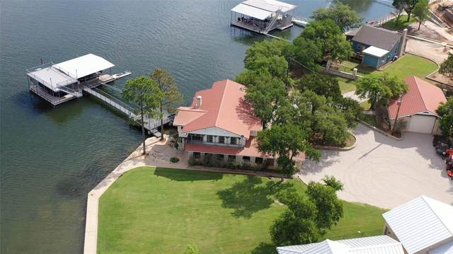 4865 Pike Road, Possum Kingdom Lake, TX 76450 (MLS #14576675) :: Real Estate By Design