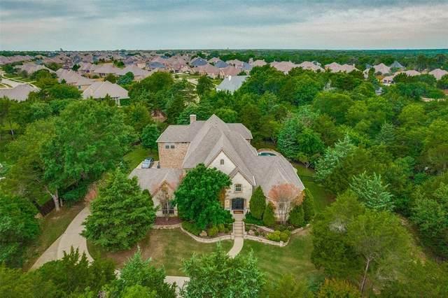 105 Oak Forest Lane, Ovilla, TX 75154 (MLS #14576681) :: Real Estate By Design