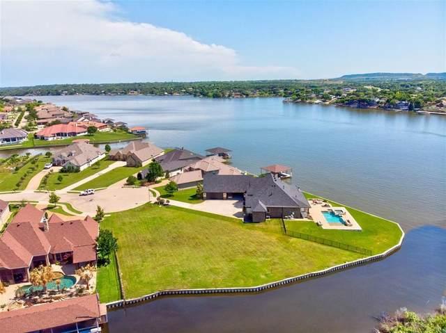 1003 Sunset Bay Court, Granbury, TX 76048 (MLS #14576733) :: Potts Realty Group
