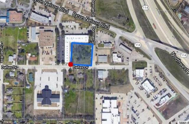 105 Dorman Road, Roanoke, TX 76262 (MLS #14576833) :: Real Estate By Design