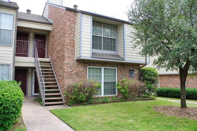 2535 Wedglea Drive #121, Dallas, TX 75211 (MLS #14576926) :: The Good Home Team