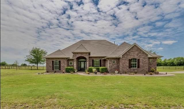 1422 County Road 377, Van Alstyne, TX 75495 (MLS #14577491) :: The Mitchell Group