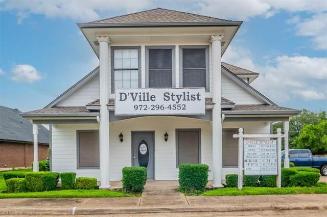 206 S Cedar Ridge Drive, Duncanville, TX 75116 (MLS #14577532) :: The Hornburg Real Estate Group