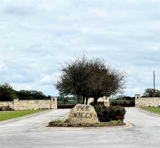 272 Cinnamon Teal, Graford, TX 76449 (MLS #14578056) :: Craig Properties Group