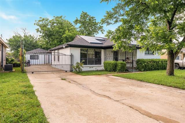 1732 Oldfield Drive, Dallas, TX 75217 (MLS #14578178) :: Real Estate By Design