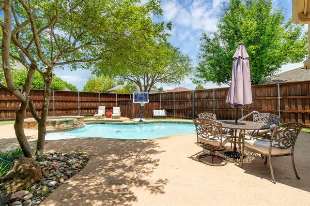 1214 Greenway Drive, Allen, TX 75013 (MLS #14578817) :: Real Estate By Design