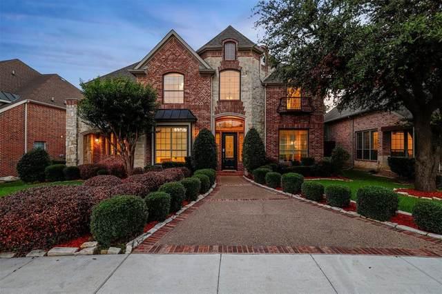 6405 Stillwater Lane, Plano, TX 75024 (MLS #14578938) :: DFW Select Realty