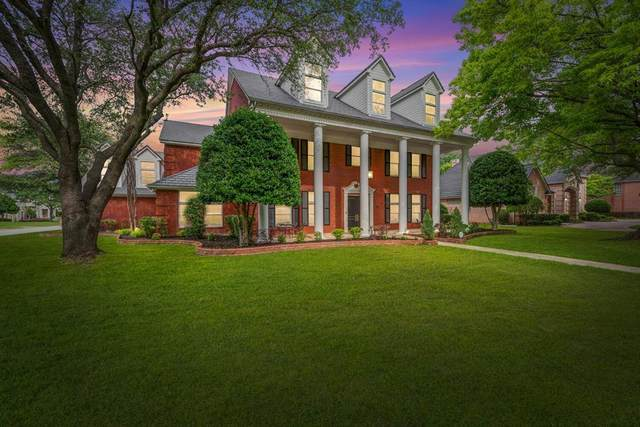 4613 Westbury Drive, Colleyville, TX 76034 (MLS #14579339) :: Real Estate By Design