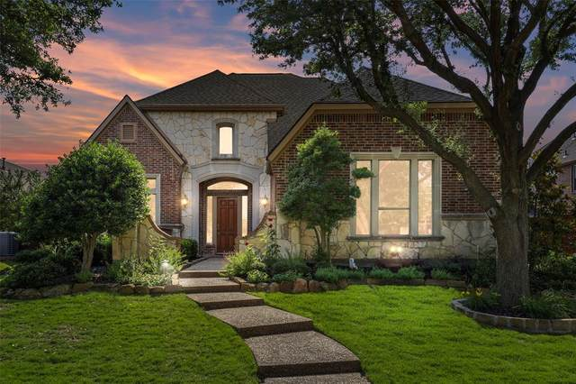 4421 Young Drive, Carrollton, TX 75010 (MLS #14579391) :: HergGroup Dallas-Fort Worth
