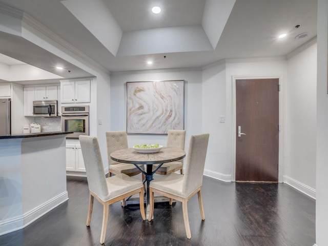 5909 Luther Lane #1006, Dallas, TX 75225 (MLS #14579626) :: Trinity Premier Properties