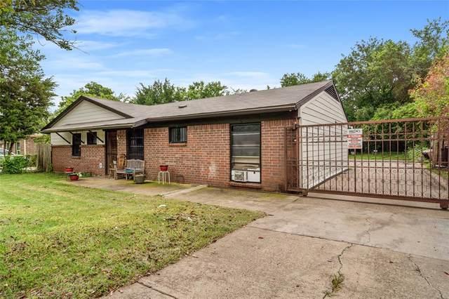 710 W Camp Wisdom Road, Duncanville, TX 75116 (MLS #14579787) :: The Hornburg Real Estate Group