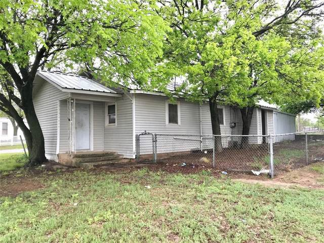 641 W Hwy 36, Cross Plains, TX 76443 (MLS #14579898) :: All Cities USA Realty