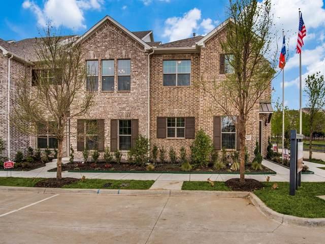 2413 Merriweather Lane, Flower Mound, TX 75028 (MLS #14579904) :: Real Estate By Design