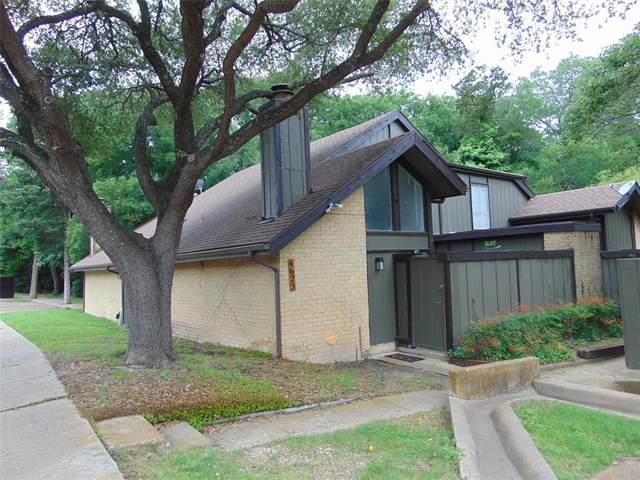 4629 Country Creek Drive #1062, Dallas, TX 75236 (MLS #14580535) :: The Good Home Team