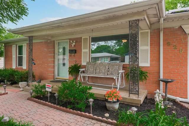 825 Billie Ruth Lane, Hurst, TX 76053 (MLS #14580654) :: Real Estate By Design