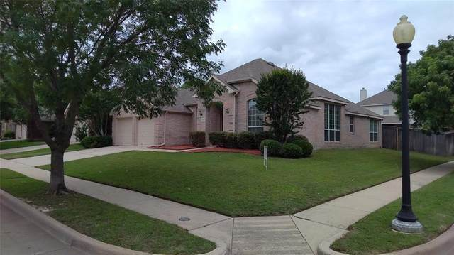 4800 Sunset Ridge Drive, Fort Worth, TX 76123 (MLS #14580750) :: Real Estate By Design