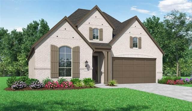 3526 Vision Ridge Trail, Denison, TX 75020 (MLS #14580973) :: 1st Choice Realty