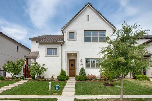 520 Sheer Bliss Lane, Fort Worth, TX 76114 (MLS #14581214) :: VIVO Realty