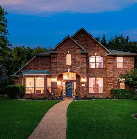 149 Wellington Lane, Heath, TX 75032 (MLS #14581264) :: Real Estate By Design