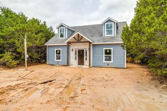 5711 Barkridge Drive, Granbury, TX 76048 (MLS #14581346) :: VIVO Realty