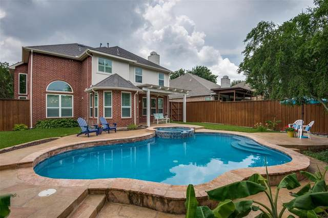 2225 Sky Harbor Drive, Plano, TX 75025 (MLS #14581875) :: The Good Home Team