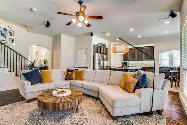 8236 Spitfire Trail, Aubrey, TX 76227 (MLS #14581905) :: Real Estate By Design