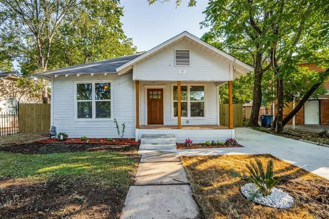 416 Graham Avenue, Dallas, TX 75223 (MLS #14582069) :: The Good Home Team