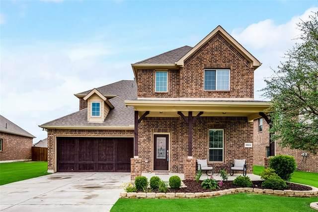 2624 Sabine Circle, Royse City, TX 75189 (MLS #14582429) :: Real Estate By Design