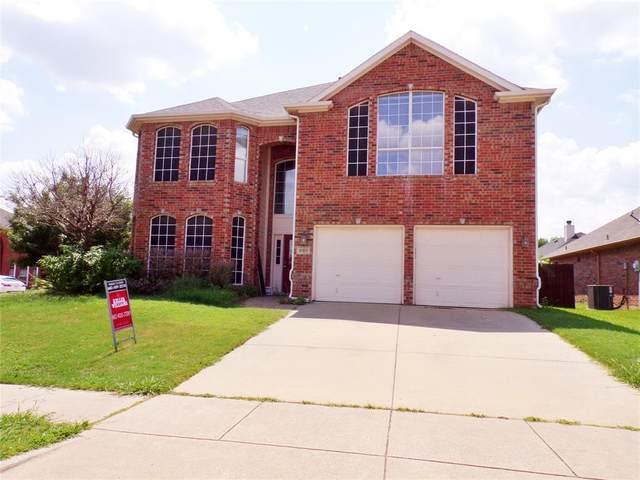 10101 Star Fish Street, Fort Worth, TX 76244 (MLS #14582667) :: Craig Properties Group
