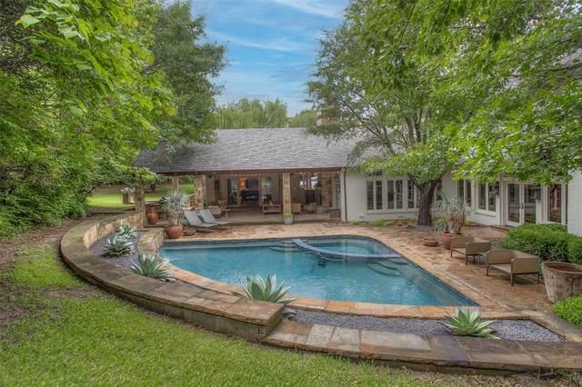 2128 Hidden Creek Road, Westover Hills, TX 76107 (MLS #14582880) :: All Cities USA Realty
