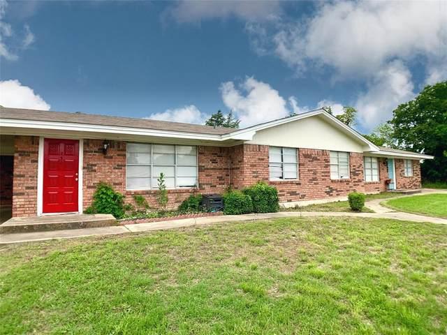 290 Barker Street, Stephenville, TX 76401 (MLS #14582978) :: Real Estate By Design