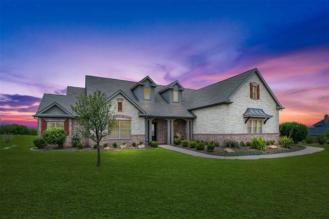 6216 High Meadows Drive, Krum, TX 76249 (MLS #14583070) :: Real Estate By Design