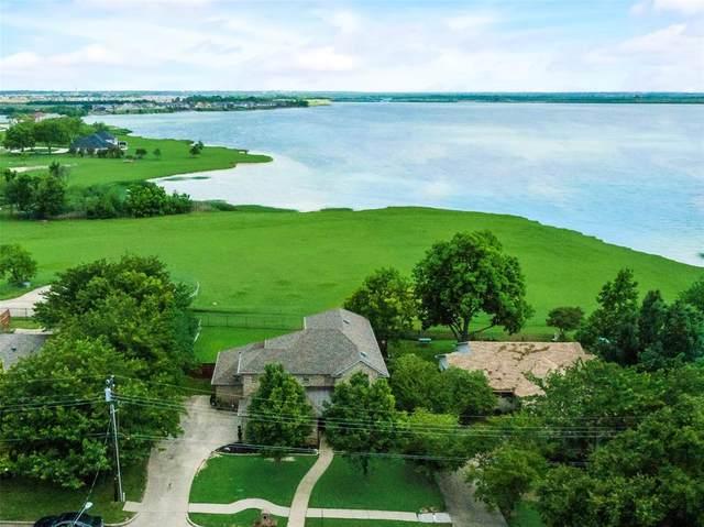109 Scenic Drive, Heath, TX 75032 (MLS #14583737) :: Real Estate By Design