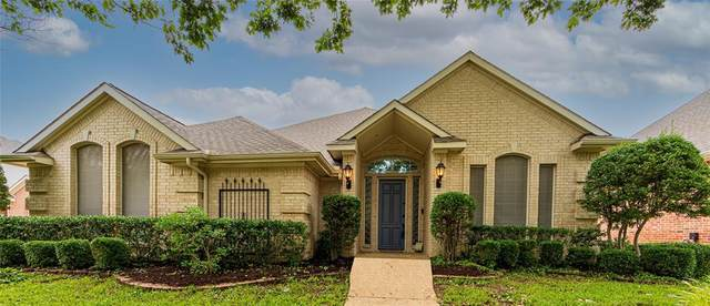 4111 Steeplechase Drive, Colleyville, TX 76034 (MLS #14583922) :: Real Estate By Design