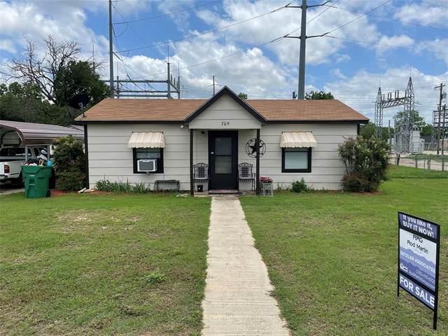 709 S Santa Fe Street, Santa Anna, TX 76878 (MLS #14583962) :: Real Estate By Design
