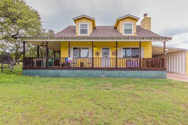 5430 Arrowhead Trail, Possum Kingdom Lake, TX 76450 (MLS #14584021) :: Real Estate By Design