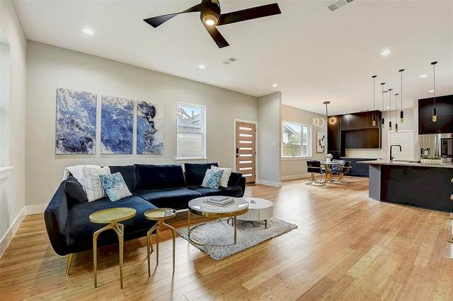 4529-B Rusk Avenue, Dallas, TX 75204 (MLS #14584306) :: Real Estate By Design