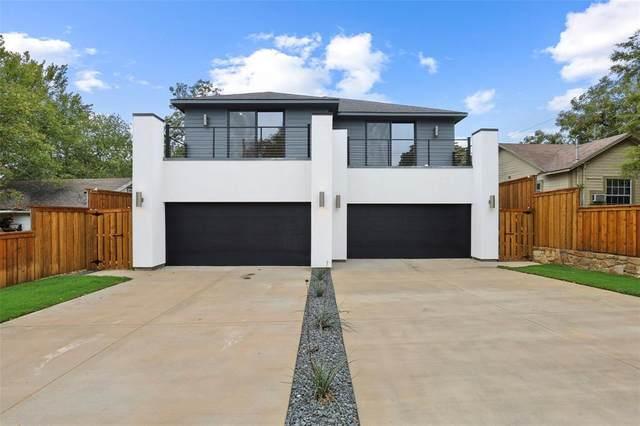 5635 Santa Fe Avenue, Dallas, TX 75214 (MLS #14584776) :: Real Estate By Design