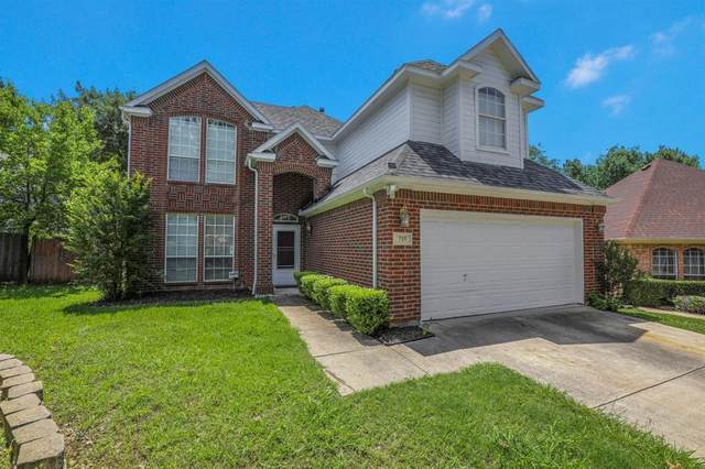705 Ashbrook Court, Euless, TX 76039 (MLS #14585272) :: Front Real Estate Co.