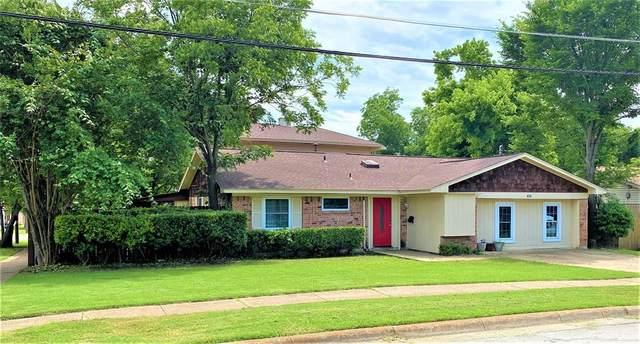 414 Echo Drive, Duncanville, TX 75116 (MLS #14585345) :: The Hornburg Real Estate Group