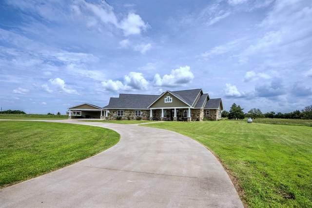 1347 Farm Road 269 S, Saltillo, TX 75478 (MLS #14585348) :: Real Estate By Design