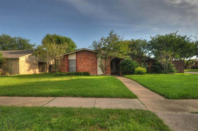1601 Montana Trail, Plano, TX 75023 (MLS #14585573) :: Real Estate By Design