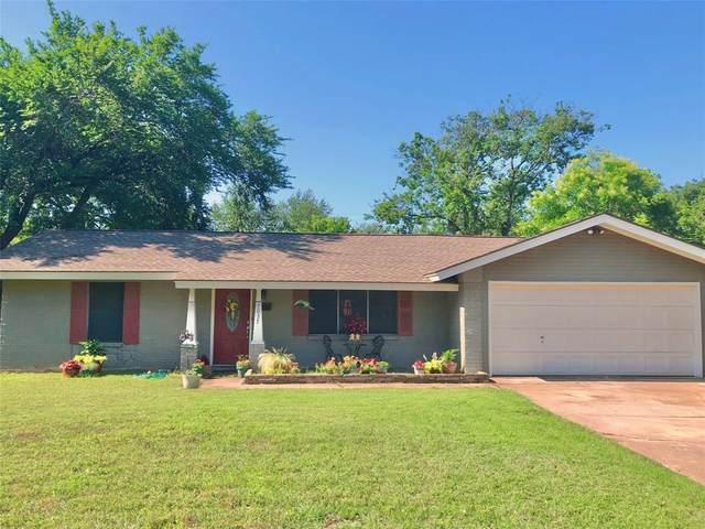 7037 Valhalla Road, Fort Worth, TX 76116 (MLS #14585773) :: Team Tiller