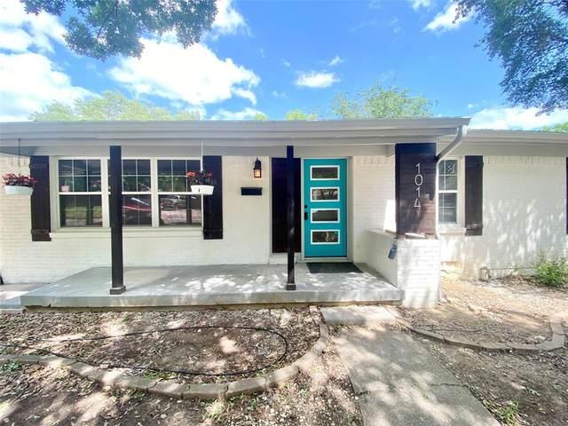 1014 9th Street, Grand Prairie, TX 75050 (MLS #14585864) :: EXIT Realty Elite