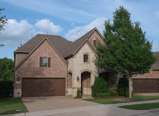 2808 Sherwood Drive, Trophy Club, TX 76262 (MLS #14585963) :: Real Estate By Design
