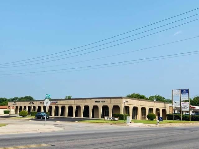 501 N Main Street J, Cleburne, TX 76033 (MLS #14585998) :: KW Commercial Dallas